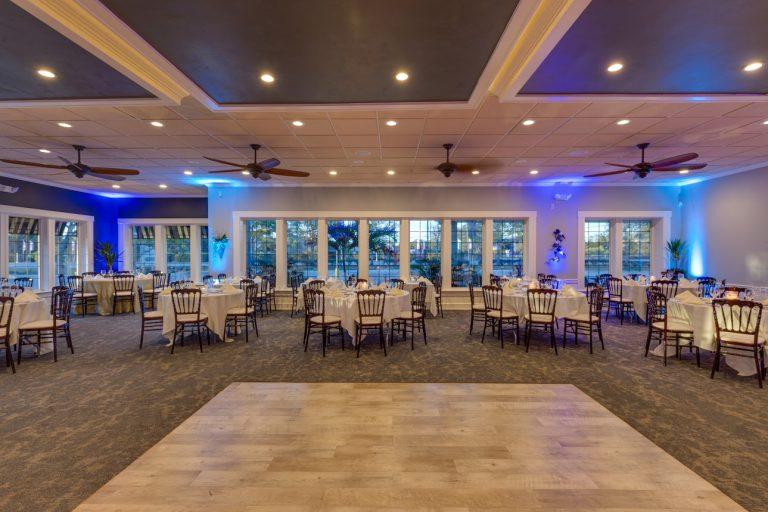 Venue 14 Dancefloor and Tables