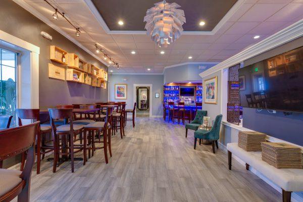 Venue 2 Foyer No Hostess Stand