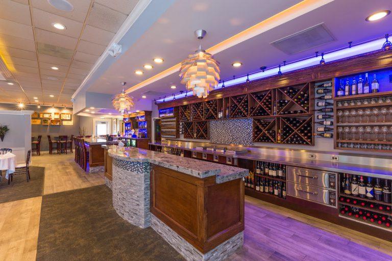 Venue 9 Island and Bar