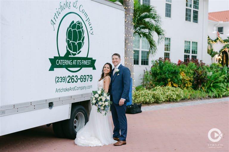 Couple by Artichoke Truck Professional Picture